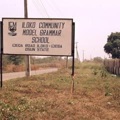 Iloko Community Model Grammar School