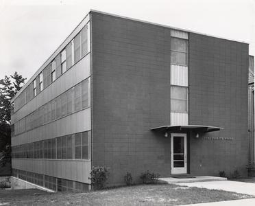 Zoe Bayliss House exterior