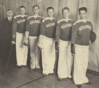 1929 Fencing team