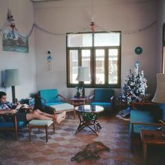 Living room, Nongduang house