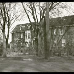 Nash residence - part of Kemper Hall