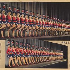 Precision! Rockettes feature