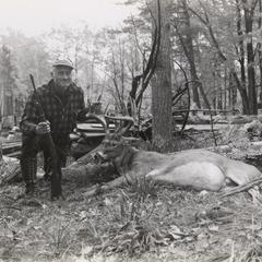Chambers Island deer reduction
