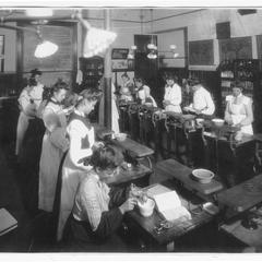 Food chemistry laboratory