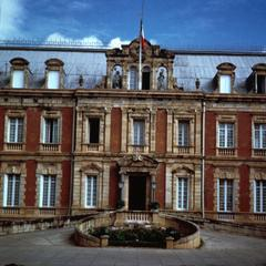 The Old French Embassy in Tananarive