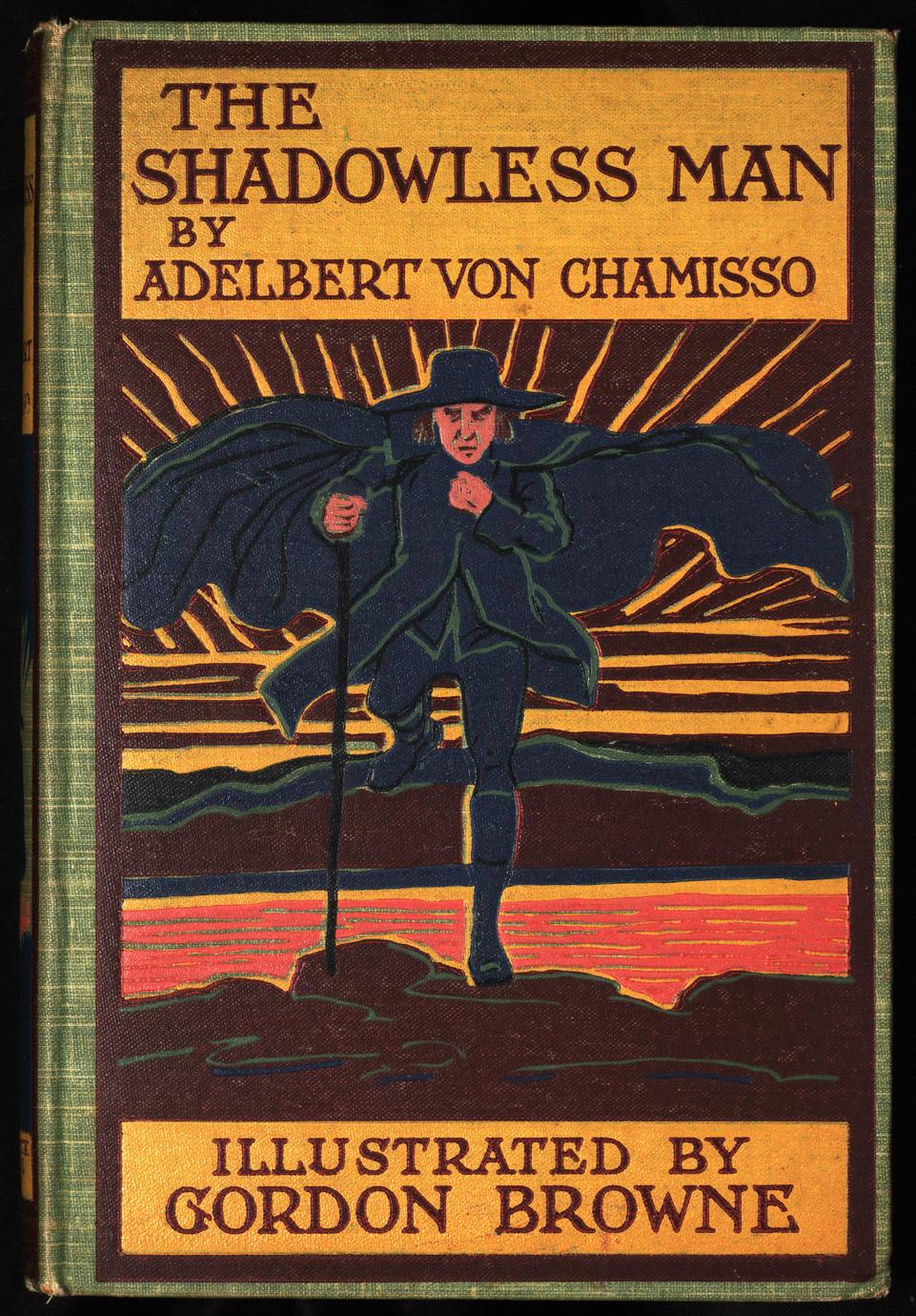 The shadowless man : Peter Schlemihl (1 of 3)
