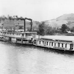 Ellen (Sternwheel towboat, 1907-1944)