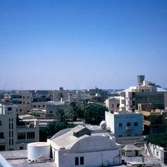 Dahra, A Suburb of Tripoli