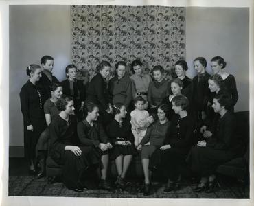 The Hyperian Society group photograph