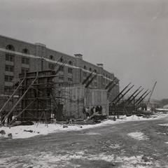 Construction of Sports Center