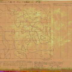 [Public Land Survey System map: Wisconsin Township 35 North, Range 04 East]