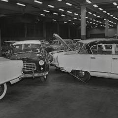 American Motors Corporation factory interior