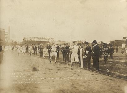 1901 ICAA track meet