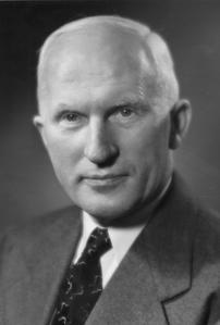 Gustav Bohstedt, professor of animal husbandry