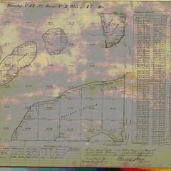 [Public Land Survey System map: Wisconsin Township 52 North, Range 02 West]