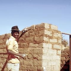 Building a House with Mud Bricks