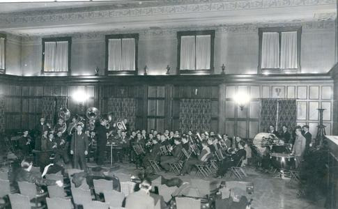 Band concert at Memorial Union