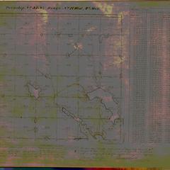 [Public Land Survey System map: Wisconsin Township 35 North, Range 17 West]