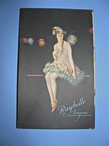 Raybelle lingerie box