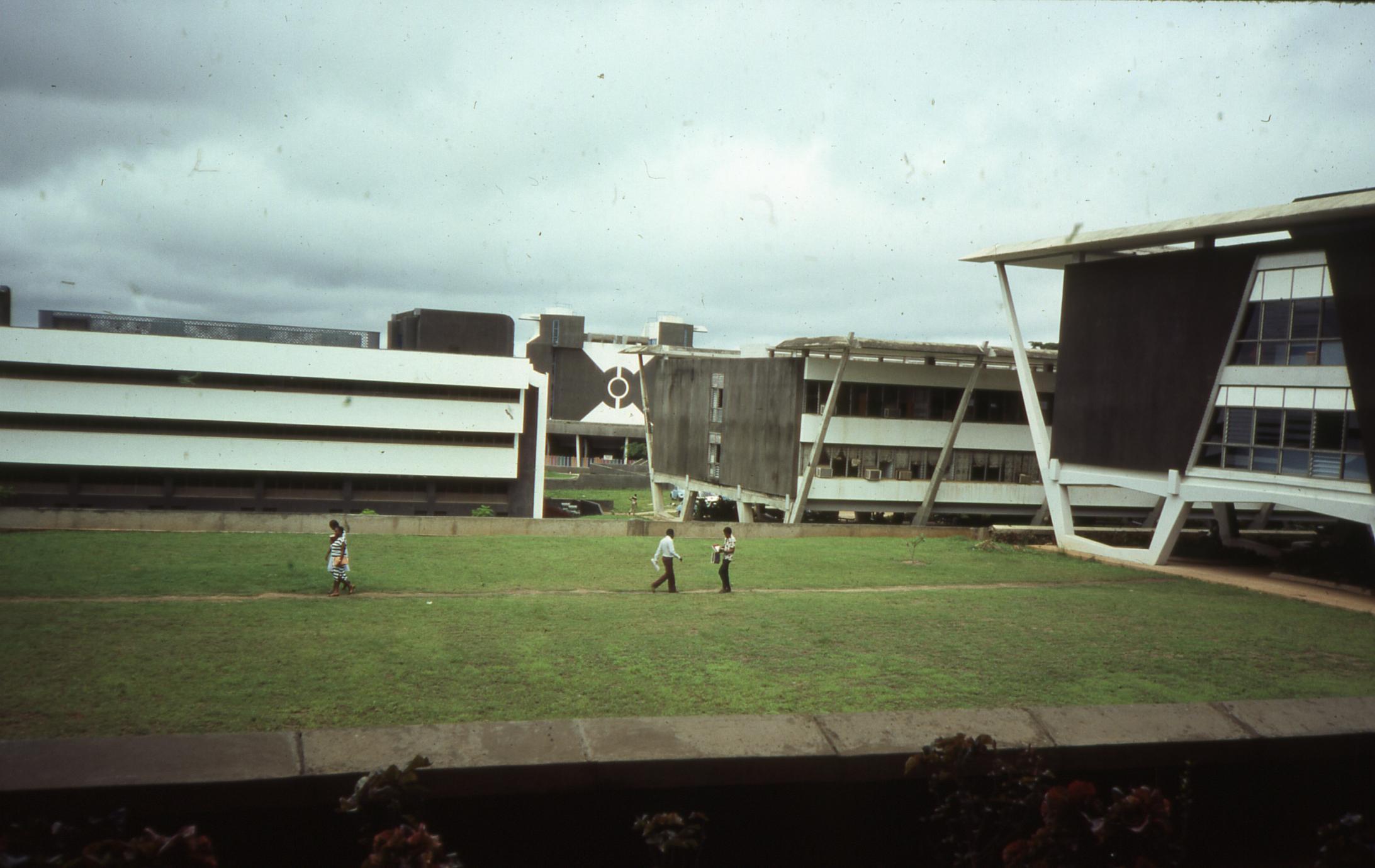 University of Ife campus