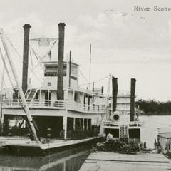 Quapaw (Snagboat/Towboat, 1903-1932)