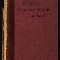 Sketches of Alabama history
