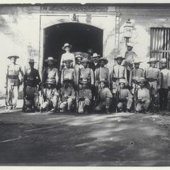 Philippine insurgents, 1899