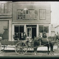 Schweitzer's barbershop