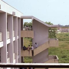 Students at Lagos State University