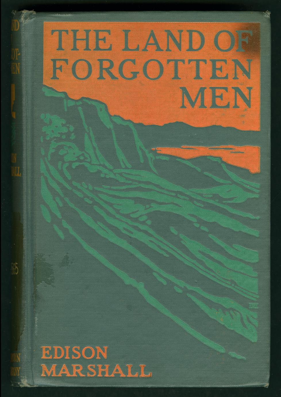 The land of forgotten men (1 of 2)