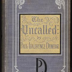 The uncalled : a novel