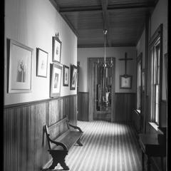 Kemper Hall - Bishop's Hall - January