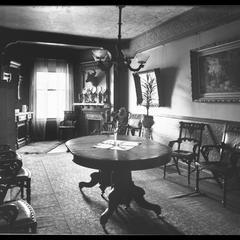 Z. G. Simmons residence - dining room