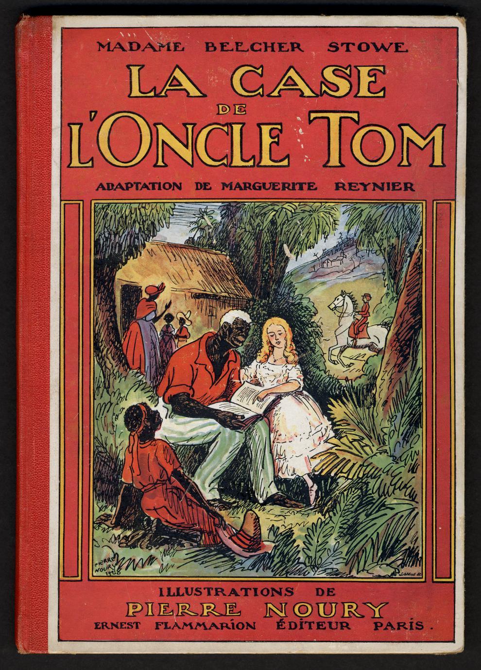 La case de l'oncle Tom (1 of 2)