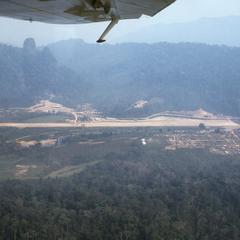 Ban Xon airstrip