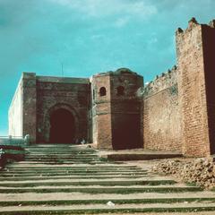 Steps to the Kasbah, Rabat