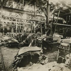 Allen Tannery machinery