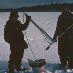 Water sampling North Temperate Lakes Long Term Ecological Research (LTER) (9)