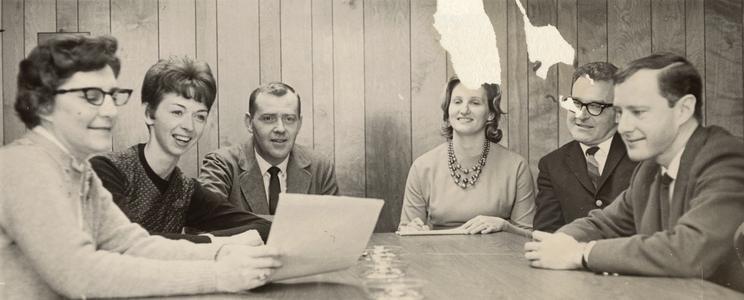 Fine Arts Committee, 1967