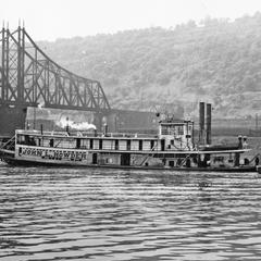 John L. Howder (Towboat, 1941-1945)