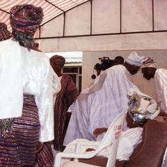 Wedding participants