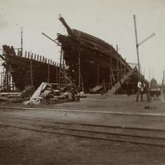 Boat Yards, Unidentified