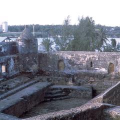 View Inside Fort Jesus