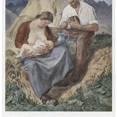 [Bauernfamilie