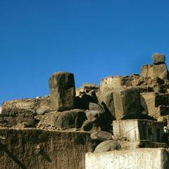 Houses Hidden in Rocks at Djanet
