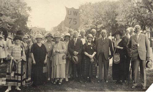 Class of 1875 Reunion