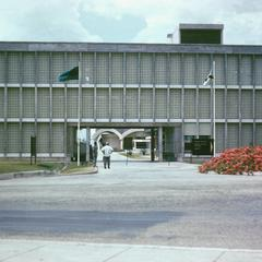 Administration Building at Dar es Salaam University