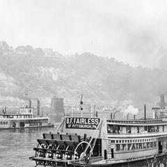 B.F. Fairless (Towboat, 1935-1952)