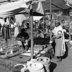Food Buying at Periodic Market