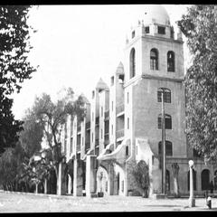 Side of Mission Inn, Carmel Tower